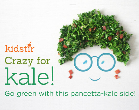 Kale & Pancetta