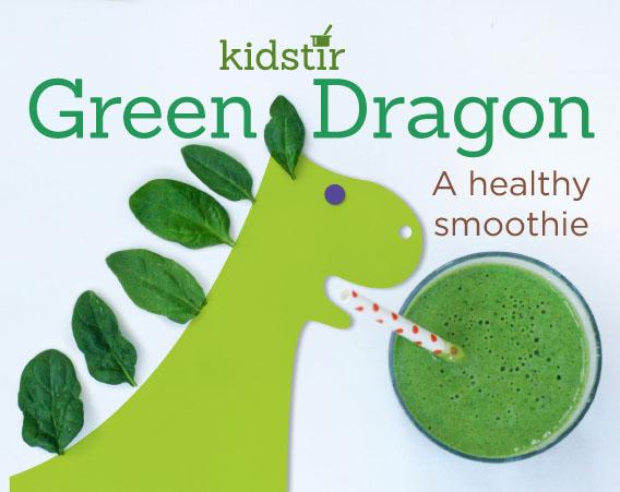 Green Dragon Smoothie Drinks