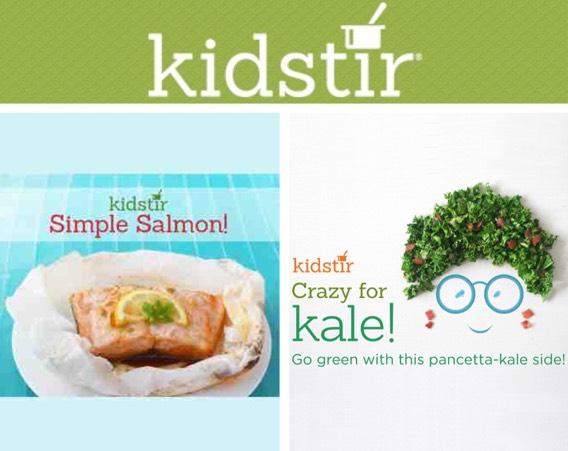 Kidstir Breakfast Collage