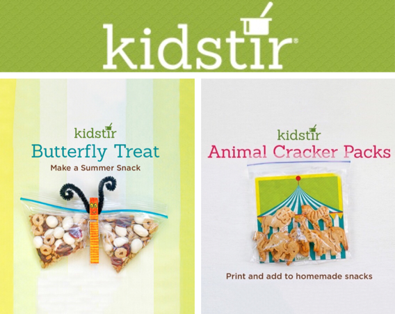 Playful Snacks Kids Make News