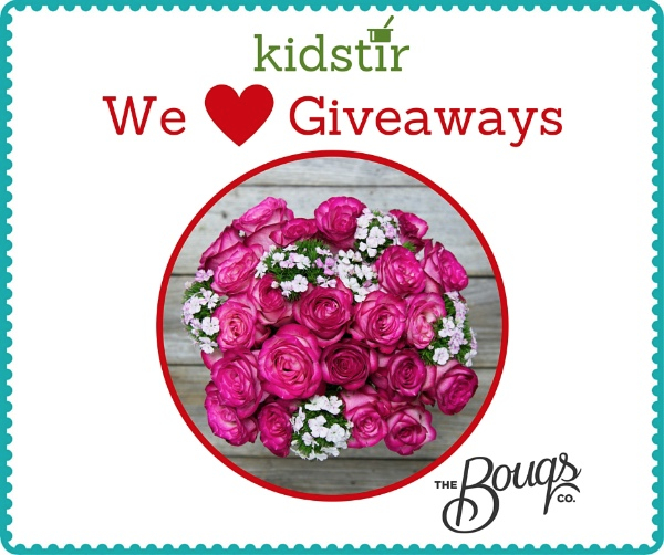 Bouqs Facebook Giveaway Valentines Day