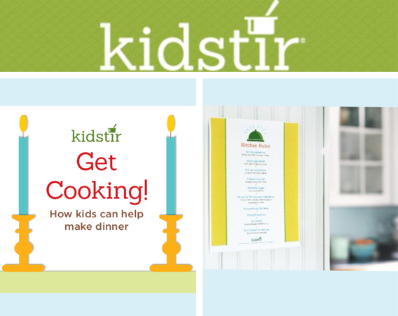Kids Get Cooking news