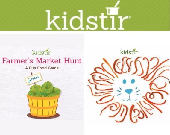 Farmers Market Fun Kids News