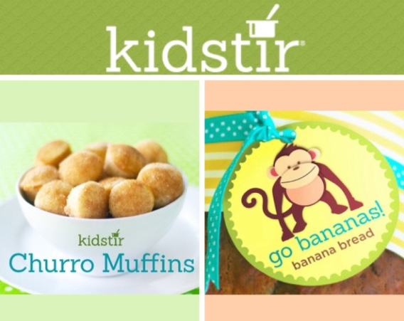 After-school baking for kids