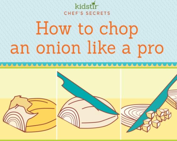 Chop Onions Like a Pro