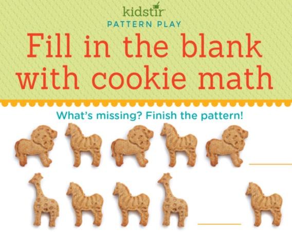 Kids Cookie Math