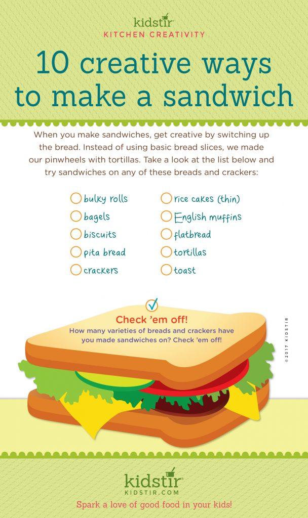 Kids Submarine Sandwich menu