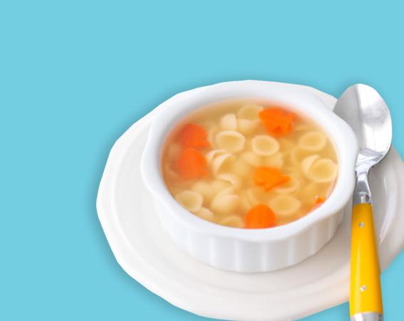 Seashell Soup