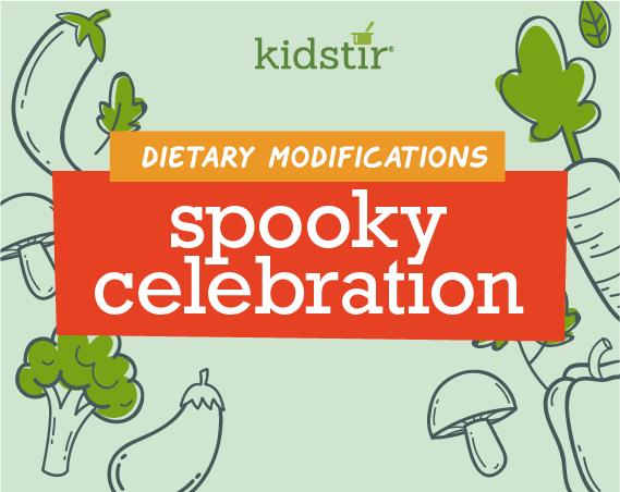 Spooky Celebration Dietary Modifications