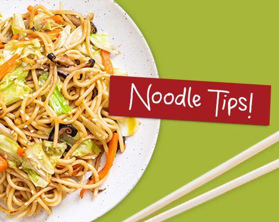 Noodle Tips