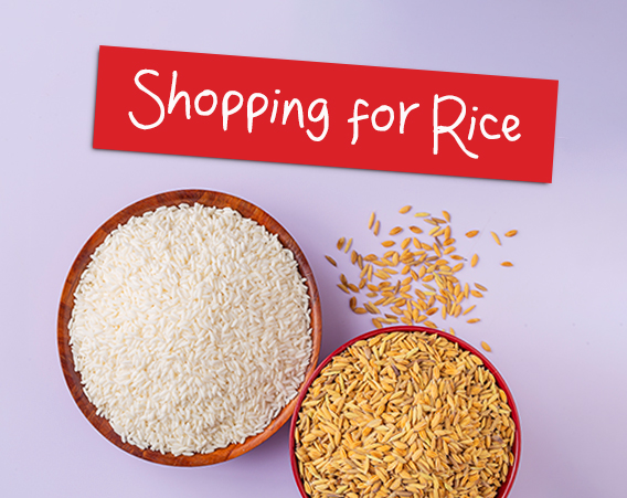 Finding the Right Rice