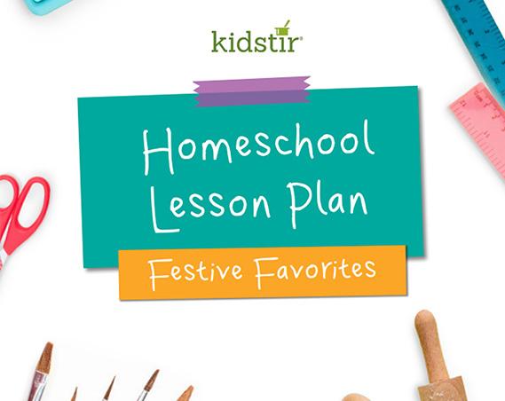 Festive Favorites Lesson Plan