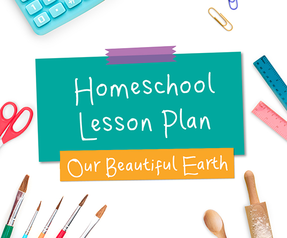 Our Beautiful Earth Lesson Plan