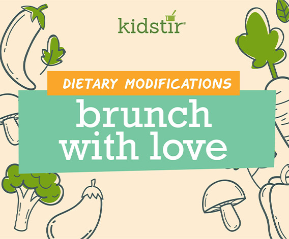 Brunch with Love Dietary Modifications