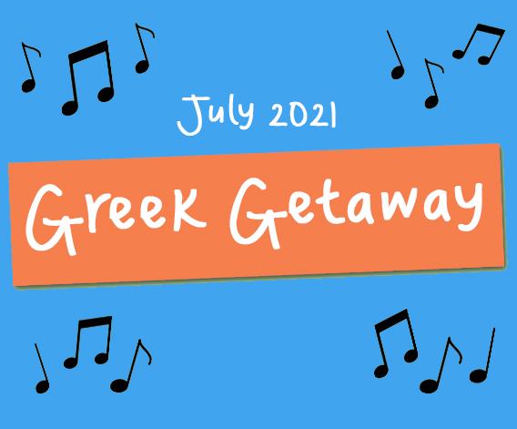Greek Getaway Playlist