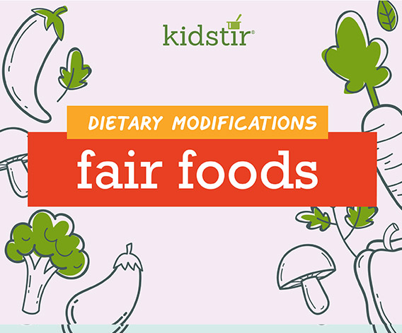 Fair Foods Dietary Modifications