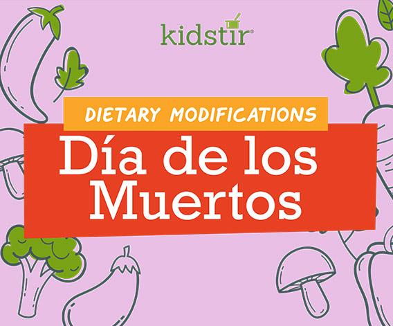 Día de los Muertos Dietary Modifications